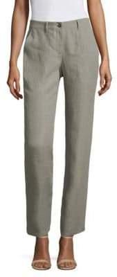 Lafayette 148 New York Fulton Linen Pants