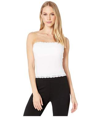 Hanky Panky Cotton with a Conscience Bandeau Top