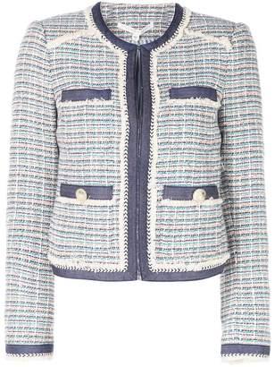 Veronica Beard bouclé tweed jacket