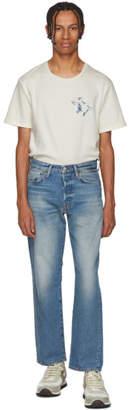Acne Studios Bla Konst Blue 1996 Jeans