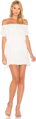 STONE COLD FOX Liberty Dress in White $285 thestylecure.com
