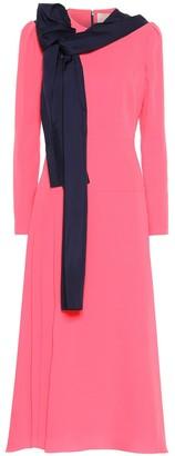 Roksanda Marira silk-georgette maxi dress