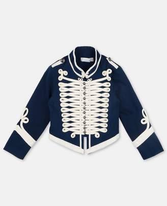 Stella McCartney will blue millitary jacket