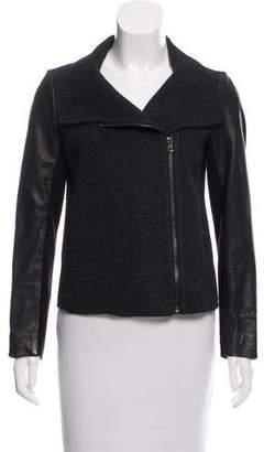 Vince Lightweight Wool Jacket