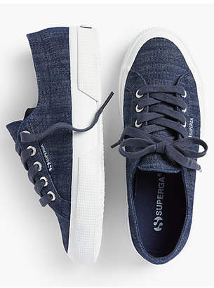 Talbots Superga Sneakers - Denim