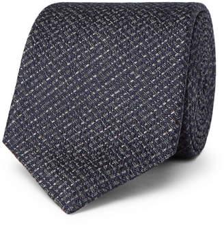 Canali 8cm Silk Tie