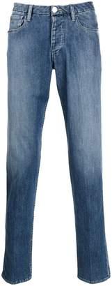 Emporio Armani J00 slim-fit jeans
