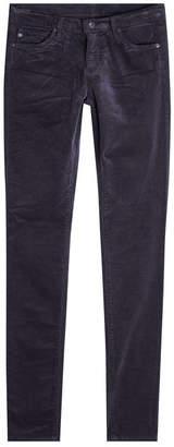AG Jeans Skinny Velvet Pants