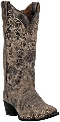 Laredo Leather Western Boots - Jasmine