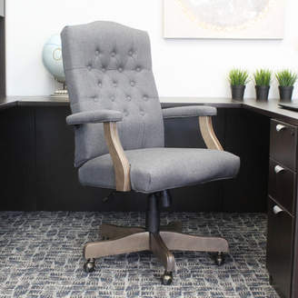 Three Posts Beatrice Tufted Office Chair