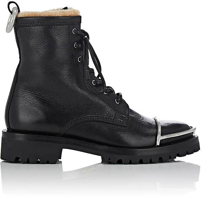 Alexander Wang Women's Lyndon Leather Ankle Boots