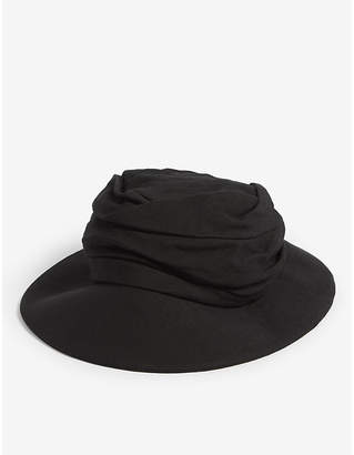 Y's Ys Layered linen hat