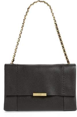 Ted Baker Genifer Pebbled Leather Shoulder Bag