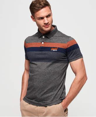 Superdry Miami Feeder Polo Shirt