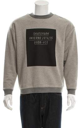 Golden Goose Pullover Graphic Sweatshirt w/ Tags