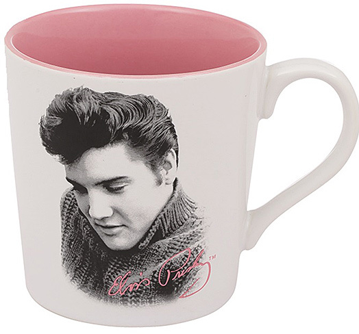 Elvis Presley 12-Oz. Ceramic Mug