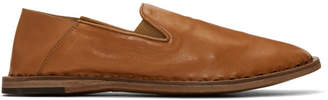 Officine Creative Tan Felix 6 Loafers