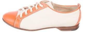 Gravati Leather Low-Top Sneakers