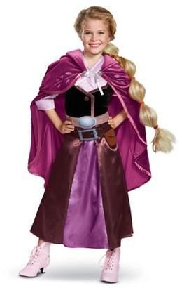 Tangled Supergirl Purse Hair Bow Set