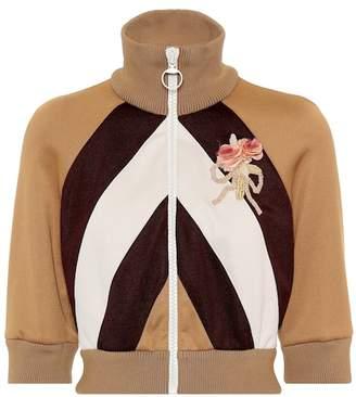 Gucci Jersey track jacket