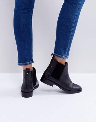 Faith Binkie Leather Chelsea Boots