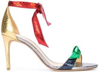 Alexandre Birman leather high heel sandals