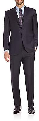 Canali Men's Wool Two-Button Suit