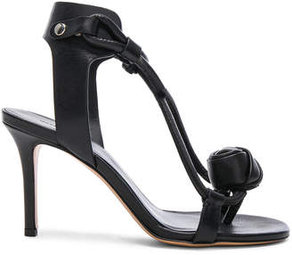 Isabel Marant Leather Ablee Sandals