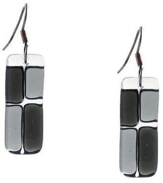 Maku Cobblestones Glass Earrings