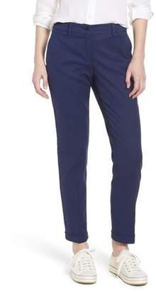 Brax Maron Cuffed Straight Leg Pants