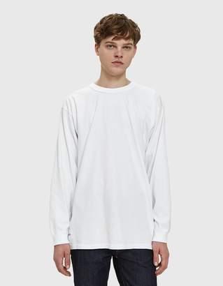 Wtaps Design LS Tee in White