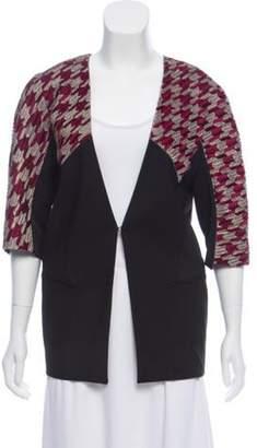Jason Wu Embellished Evening Jacket Black Embellished Evening Jacket