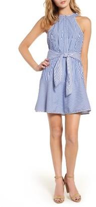 Women's Parker Lauralie Fit & Flare Dress $238 thestylecure.com