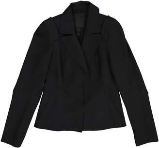 CNC Costume National Black Wool Jackets