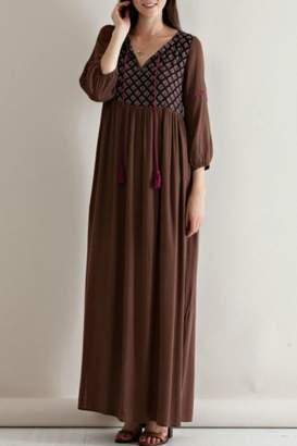 Entro Autumn Life Dress