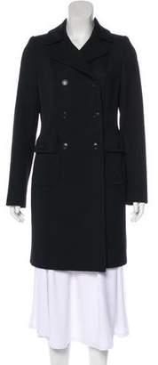 Paul & Joe Knee-Length Wool Coat