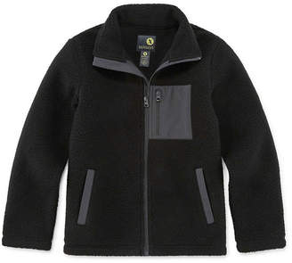 Xersion Fleece Water Resistant Heavyweight Jacket-Big Kid Boys