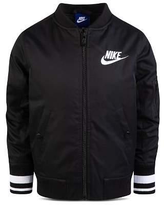 Nike Boys' Varsity Bomber Jacket - Little Kid