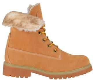 Lugz Women's Convoy Fold Fur 8-Inch Boots