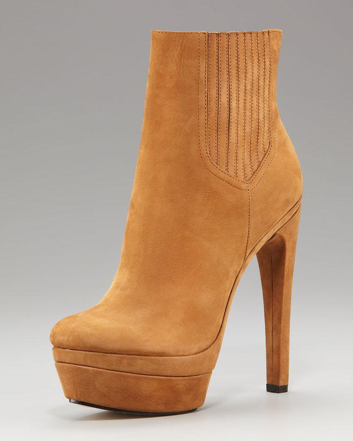Rachel Zoe Platform Ankle Boot