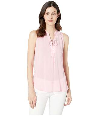 Stetson 2912 Textured Rayon Crepe Tank Top