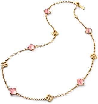 Baccarat Médicis Crystal Chain Necklace