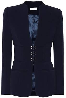 Rebecca Vallance Stretch crêpe blazer