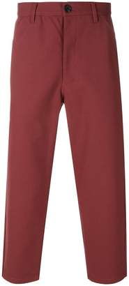 Comme des Garcons Boys cropped chinos