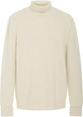 Maison Margiela Ribbed Knit Turtleneck