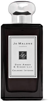 Jo Malone Dark Amber & Ginger Lily Cologne Intense, 100ml - Men - Colorless