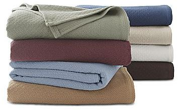 CLOSEOUT! Linden Street Cotton Throw