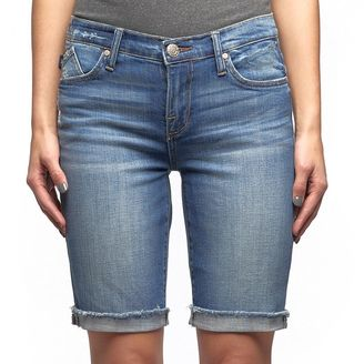 Women Rock & Republic® Kristy Bermuda Jean Shorts $54 thestylecure.com