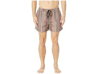 Paul Smith Classic Multistripe Swim Shorts