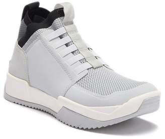 G Star Mesh Knitted Hi-Top Sneaker